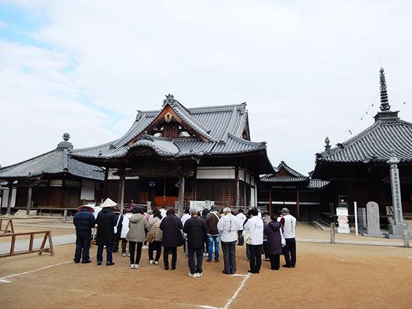87番霊場 長尾寺